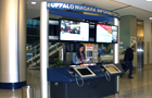 Hotel Information & Car Rental Phone Kiosks